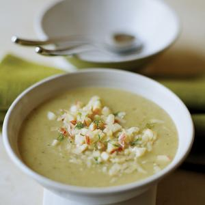 Cream of Fennel Soup