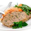 Garlic Herb Meat Loaf