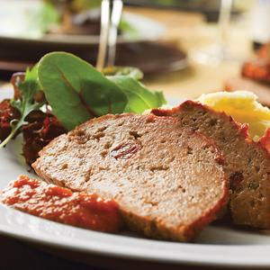 Smoky BBQ Meat Loaf