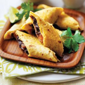 Black Bean Taquitos