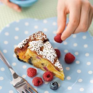 Peachy Keen Cake