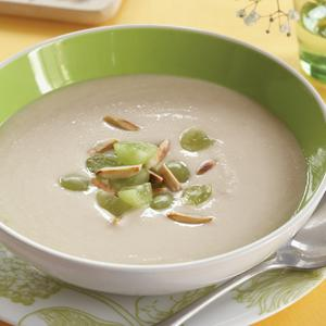 Spanish Garlic and Almond Soup