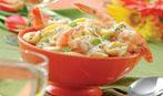 Crabmeat and Shrimp Pasta Shell Salad