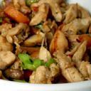 Chicken Mushroom Skillet