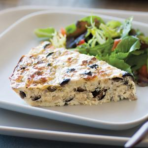 Whimsy Quiche
