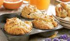 Cheddar and Ham Breakfast Biscuits