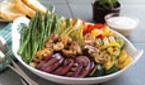 Grilled Summer Vegetable Platter
