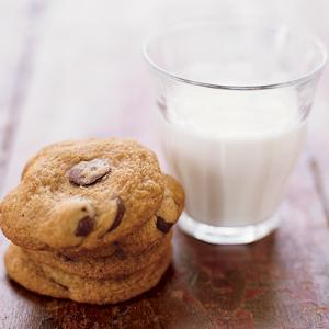 Zingy Ginger Chip Cookies