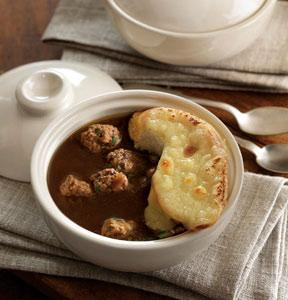 Beefy French Onion Soup