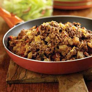 South-of the -Border Beef Hash