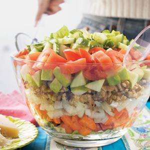 Inspired Chopped Salad