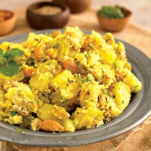 Indian Potato Salad