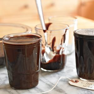 Chocolate Mint Dessert Sauce