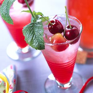 Cherry Lemon Cooler