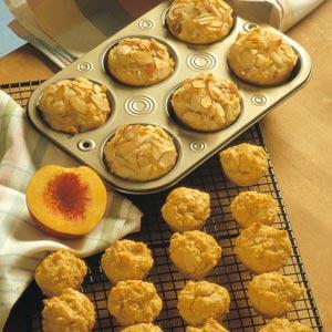Mango Tango Bran Muffins