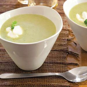 Julie's Fast and Healthy Broccoli Soup