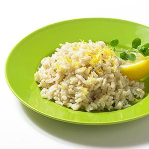 Fresh and Tangy Brown Rice