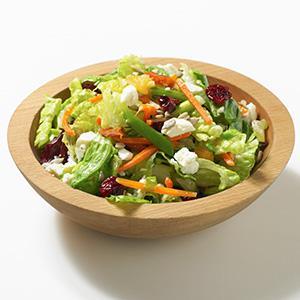 """No Work"" Salad"