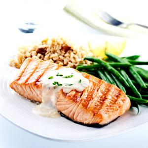Greek Salmon