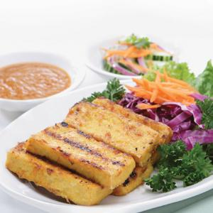 Sesame- Grilled Tofu