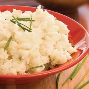 Vegetable Mashed Potatoes
