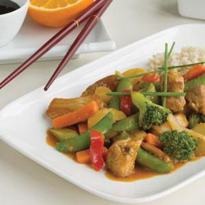 Easy Pork Stir-Fry