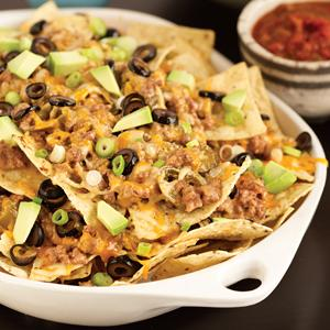 Super Macho Nachos
