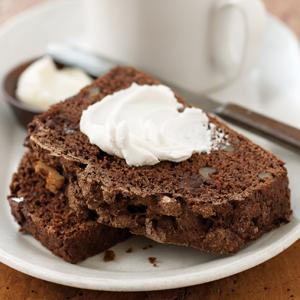 Chocolate-Walnut Soda Bread