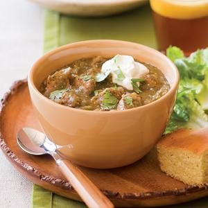 New Mexico Pork Chili Verde