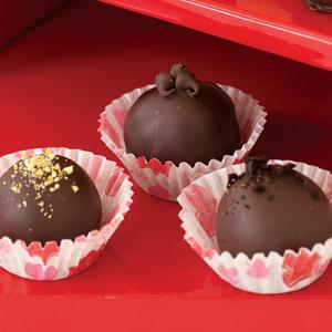 Mocha Milk Chocolate Chocolate Truffles