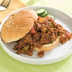 The Sloppy Joe