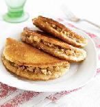 Atayif (Stuffed Pancakes)