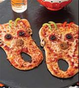 Petrifying Pizza