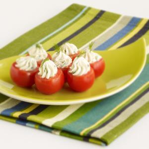 Cherry Tomato Poppers