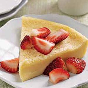 Easy Custard Pie