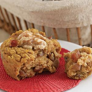 Butternut Date Muffins