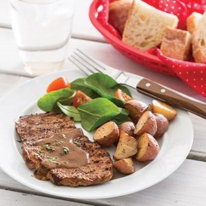 Redeye Steaks