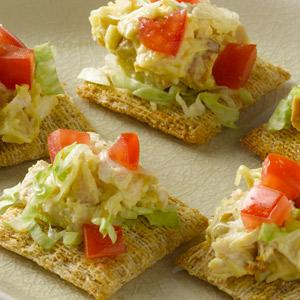 Triscuit Turkey Club
