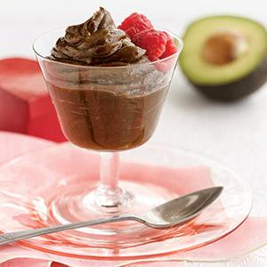 Secret Ingredient Chocolate Mousse