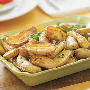 Lemon-oregano Roasted Potatoes