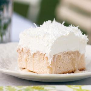The Austin Family`s Sweet Coconut Cake