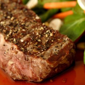 Ancho Chili Rubbed Beef Steaks