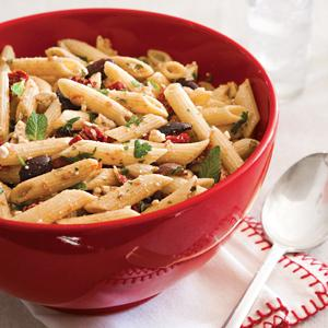 Dana's Greek Penne Salad