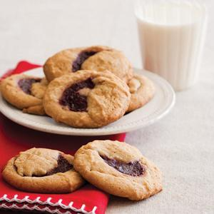 Dana&#39;s Raspberry&#45;Filled Cookies