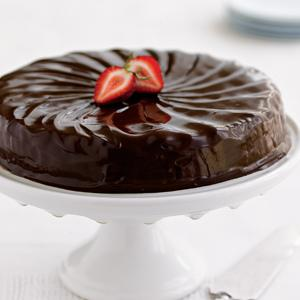 Chocolate Whiskey Torte