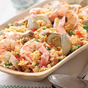 New England Paella