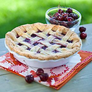 Triple Cherry Pie