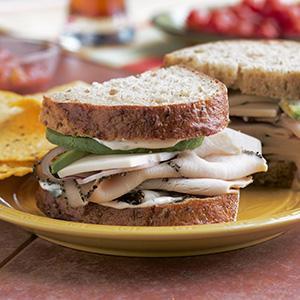 Southwestern Buffalo Chicken Sandwich