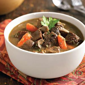Cinnamon-Spiced Beef Stew