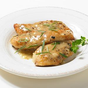 Lemon Rosemary Chicken Tenderloins
